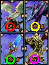 Final Fantasy 9 - Sidequests - Tetra Master